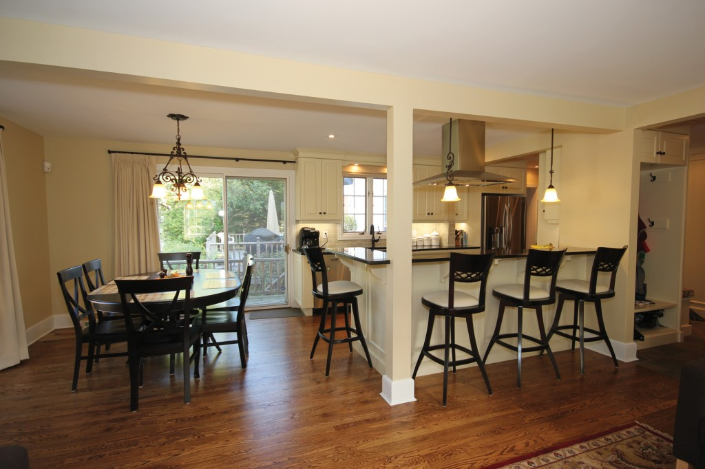 An Award Winning Kitchen Oakwood Renovation Experts