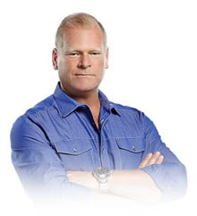Mike Holmes, Canadian builder/contractor, businessman,investor, television host, and philanthropist